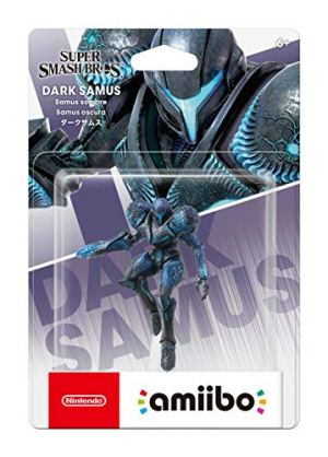 Nintendo Amiibo – Dark Samus – Super Smash Bros. Series – Wii; GameCube