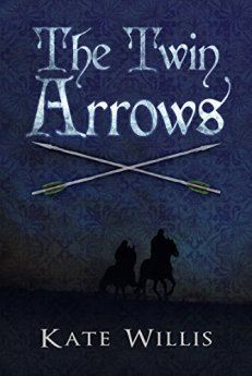 The Twin Arrows by [Kate Willis]