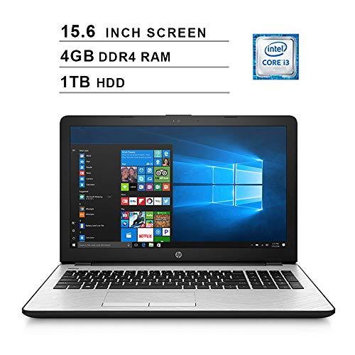 HP-2020-Newest-15-156-Inch-HD-Laptop-Intel-Dual-Core-i3-7100U-24-GHz-4GB-RAM-1TB-HDD-Intel-UHD-Graphics-620-WiFi-HDMI-Bluetooth-Windows-10-Silver