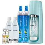 SodaStream 1101097010 Fizzi Sparkling Water Maker, None, Icy Blue