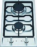 Ramblewood high efficiency 2 burner gas cooktop(Natural Gas), GC2-43N