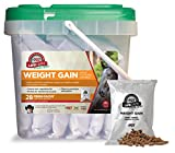 Formula 707 Weight Gain Equine Supplement, Daily Fresh Packs, 28 Day Supply - Palatable, Calorie-Rich Nutritional Support for Hard-to-Keep and Senior Horses