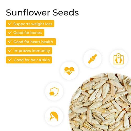 Gatello Sunflower Seeds Rich Superfood
