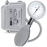 GreaterGoods Sphygmomanometer Manual Blood Pressure Monitor, Travel Case, Upper Arm Clinical Accuracy