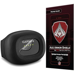 Ace Armor Shield Shatter Resistant Screen Protector for The Garmin Vívokí with Free Lifetime Replacement Warranty