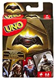 Mattel Games UNO Batman v. Superman Edition Card Game