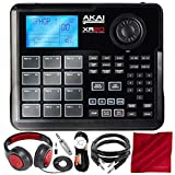 Akai Professional XR20 Beat Production Station Drum Machine with 12 Trigger Pads, Note Repeat, and...