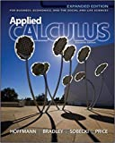 [0073532371] [9780073532370] Applied Calculus: For Business, Economics, and the Social and Life Sciences, 11th Expanded Edition-Hardcover