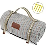 Extra Large Picnic Blanket Waterproof Beach Mat Portable Outdoor Blanket 79