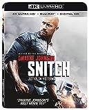 Snitch 4K Ultra HD [Blu-ray + Digital HD]