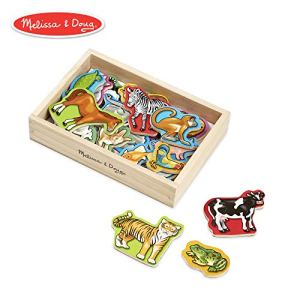 Melissa & Doug 20 Wooden Magnets 51Yr44RHLjL
