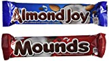 Almond Joy and Mounds 24 bar Variety Pack (2-Pound 8.3-Ounce)