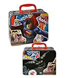 Batman v. Superman Puzzle in Lunchbox Tin