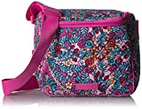 Vera Bradley Iconic Stay Cooler, Signature Cotton, Kaleidoscope