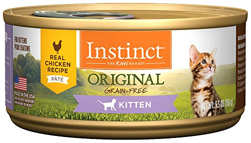 Instinct Original Kitten Grain Free