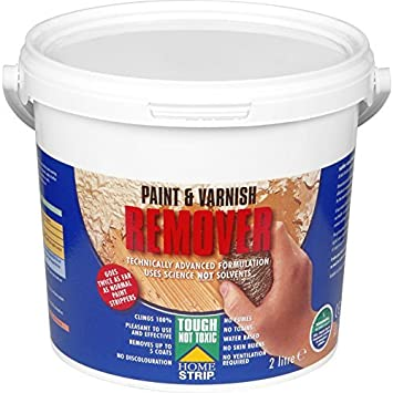 Home Strip Paint Varnish Remover 1l By Eco Solutions