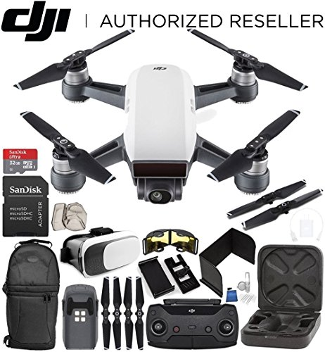 DJI Spark Portable Mini Drone Quadcopter