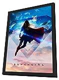 Supergirl (TV) - 11x17 Framed Movie Poster