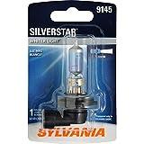 SYLVANIA 9145 SilverStar High Performance Halogen Fog Bulb, (Contains 1 Bulb)