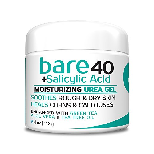 Bare Urea 40% Percent Plus Salicylic Acid Cream