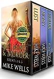 Lust, Money & Murder - Books 1, 2 & 3: A Female Secret Service Agent Takes on an International Criminal (Lust, Money & Murder Series)