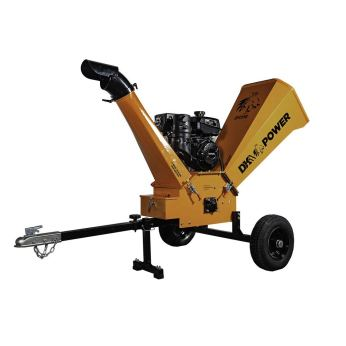 best commercial wood chipper shredder - DK2 Power