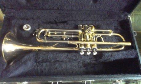 Jupiter JTR700 Standard Series Student Bb Trumpet JTR700 Lacquer