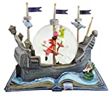 Hallmark Disney Collection CLX2003 Peter Pan Water Globe