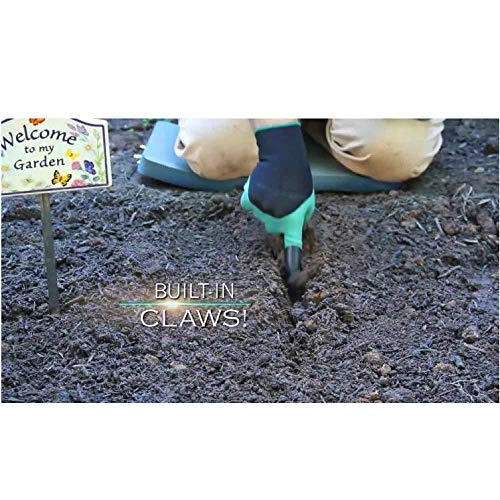 Kayos Garden Gloves with Claws for Digging & Planting 2