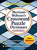 Merriam-Webster's Crossword Puzzle Dictionary, 4th Ed. New Enlarged Print Edition (c) 2016