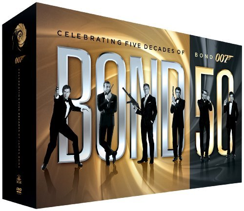 Bond 50 :Celebrating 5 Decades of Bond