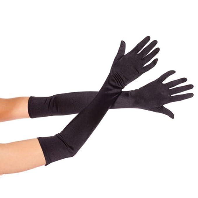 Guantes negros elegantes para mujerhttps://amzn.to/2UppIzw