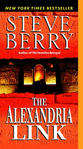 The Alexandria Link (Cotton Malone Book 2)