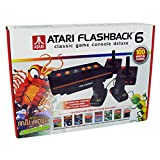 Atari AR2680X Flashback 6 Deluxe Gaming Console