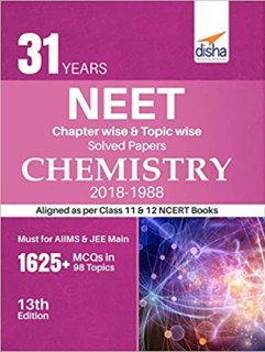 Buy 31 Years NEET Chapter-wise & Topic-wise Solved Papers ...