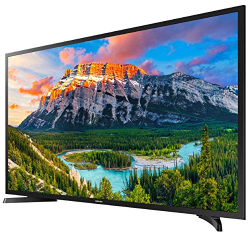 Samsung 108 cm (43 Inches) Series 5 Full HD LED Smart TV UA43N5370AU (Black) (2018 model) 4