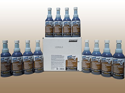 Stanadyne Performance Formula Diesel Injector Cleaner- One Case of Pints #43564C
