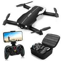 Drones with 1080P HD Camera for Beginners,JJRC Foldable Drone with Optical Flow Positioning, FPV Wifi Live Video…