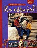 En Espanol!: Level 3 - High School (Spanish Edition)