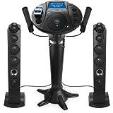 Singing Machine Pedestal CDG and MP3+G Karaoke Sy