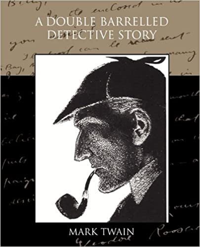 Image result for 'Double- barreled detective story