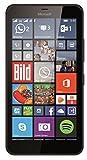 Microsoft Lumia 640 XL 8GB Quad-Core Windows 8.1 Single Sim Smartphone (GSM Unlocked) - Black