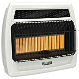Dyna-Glo IRSS30LPT-2P 12000 BTU NG Infrared Vent Free T-stat Wall Heater