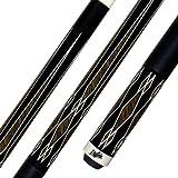 Dufferin DSE-06 18 oz Pool Cue 100% solid Rock Maple Shaft w/ Irish Linen Wrap
