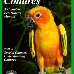 Conures: Everything About Purchase, Housing, Care, Nutrition, Breeding, and Diseases (Complete Pet Owner's Manual) 15