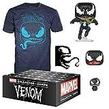 Funko Marvel Collector Corps, Venom, MD Subscription Box, Multicolor