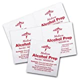 MDS090735 - Sterile Alcohol Prep Pads, Medium, Pack of 3000