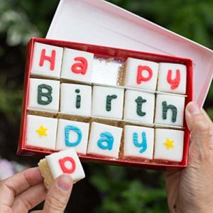 Happy Birthday Message Cake (Vanilla) 51ZfxIGn6OL