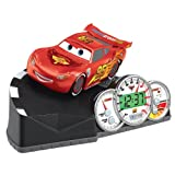 Cars 2 Animated Talking Alarm Clock