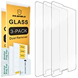 Mr.Shield [3-Pack] for Samsung Galaxy Note 4 [Tempered Glass] Screen Protector [0.3mm Ultra Thin 9H Hardness 2.5D Round Edge] with Lifetime Replacement Warranty
